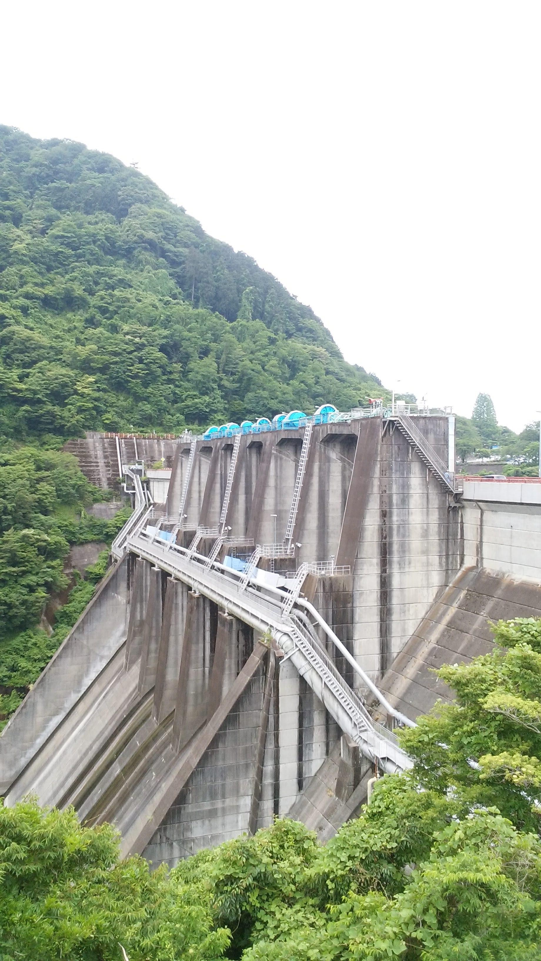 時間のムダ?なダム巡り part3 ~ 宮ヶ瀬上流辺 ~